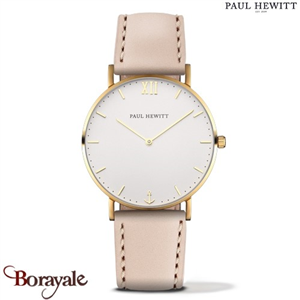 Montre PAUL HEWITT collection Sailor Line PH-SA-G-SM-W-22S