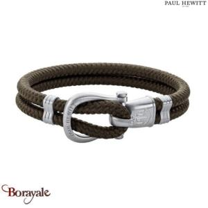 Bracelet -PAUL HEWITT- collection Phinity Nylon PH-SH-N-S-O-XL taille XL