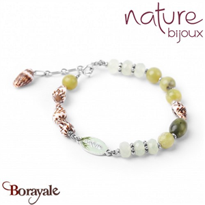 Collection Escapades, Bracelet Nature bijoux 13--30307