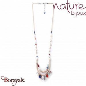 Collection BAHIA, Collier Nature bijoux 15--27172