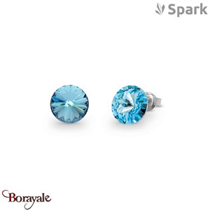 Boucles d'oreilles SPARK collection Candy made with Swarovski Elements A129A