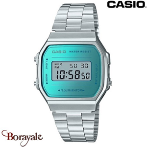 Montre CASIO Vintage collection A168WEM-2EF