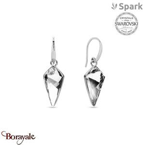 Boucles d'oreilles SPARK collection kite made with Swarovski Elements A966W