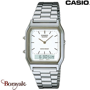 Montre CASIO Vintage collection AQ-230A-7DMQYES