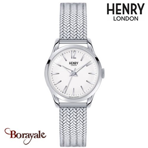 Montre HENRY London collection Edgware pour femme HL25-M-0013