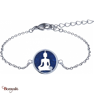 Bracelet Lapis Lazuli, Collection: Bouddha YOLA