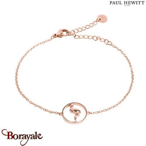 Bracelet Acier IP Rose  PAUL HEWITT Collection Tropicool PH-B-FLA-R