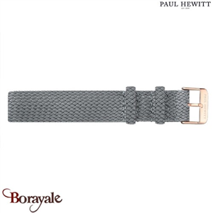Bracelet de montre PAUL HEWITT collection  Perlon PH-PS-R-18M