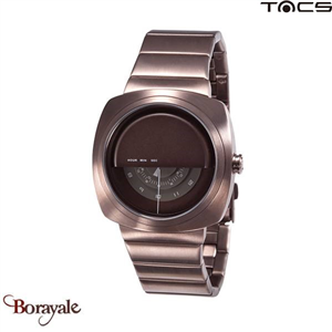 Montre  TACS Mask Player-M Homme Rose