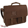 Sac cartable en cuir de Buffle KASZER, Collection Kansas (20076-C6)