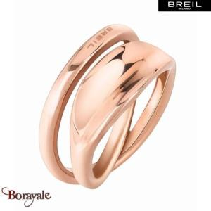 Bague -BREIL MILANO- collection Hypnosis TJ1967 taille 54