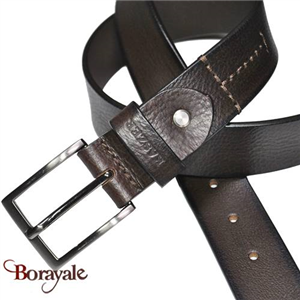 Ceinture KASZER collection Indiana en cuir de buffle 578404-C6