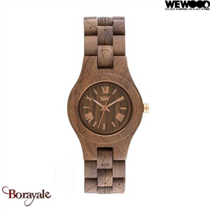 Montre en bois WEWOOD CRISS Tatoo Nut 70210-751
