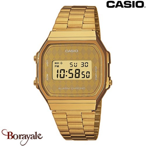 Montre CASIO Vintage collection A168WG-9BWEF