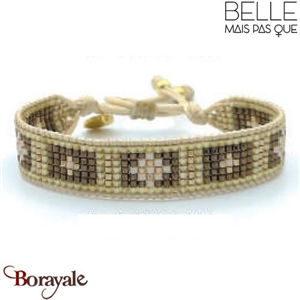 "Bracelet ""Belle mais pas que"" Collection New Bohème B-1175-NB"