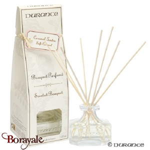 Bouquet parfumé DURANCE 100ml Caramel Tendre