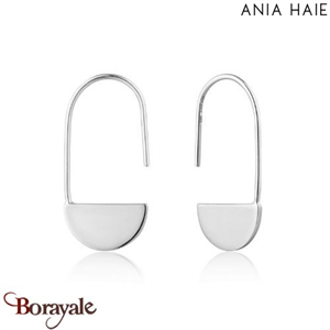 Collection Geometry Class, Boucles d'oreilles ANIA HAIE E005-07H
