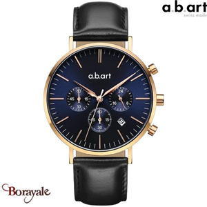 Montre A.B.ART, Série FT - 41 mm FT41-012-1L