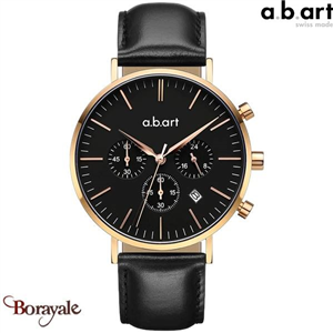 Montre A.B.ART, Série FT - 41 mm FT41-015-1L