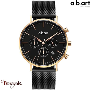 Montre A.B.ART, Série FT - 41 mm FT41-015-1S