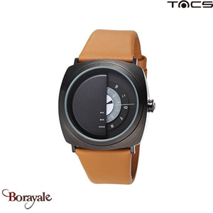 Montre  TACS Mask Player Homme Camel