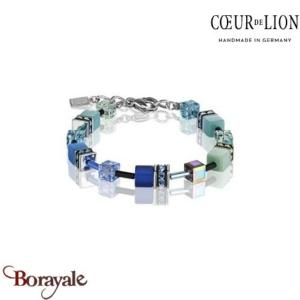 Nuance : 0705, Bracelet Cœur de lion with SWAROVSKI Elements bijoux
