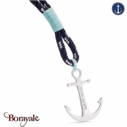 Bracelet Ancre De Marine Tom Hope Ice Blue S