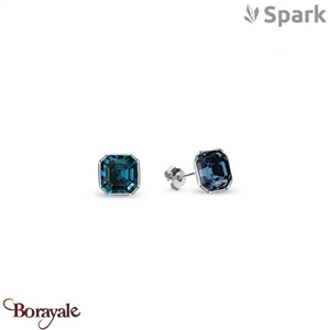 Boucles d'oreilles SPARK made with Swarovski Elements collection Impérial A037MN