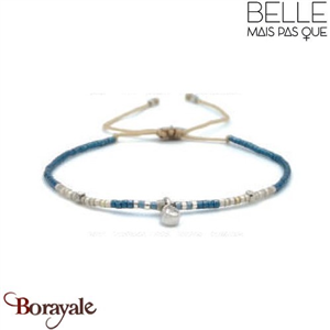"Bracelet ""Belle mais pas que"" collection Rock Bohème B-1270-RB"