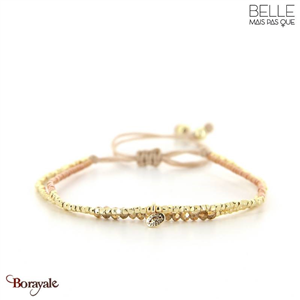 bracelet -Belle mais pas que- collection Golden Camel B-1817-CAML