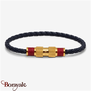 Bracelet TOM HOPE Canterburry blue Taille: L