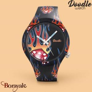 Montre DOODLE STREET FIGHTER MOOD FLAMME Ø42mm