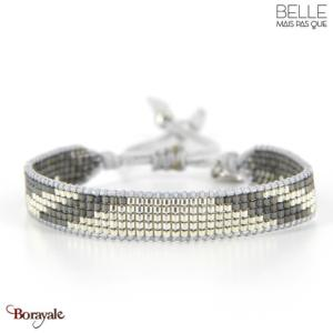 bracelet -Belle mais pas que- collection Silver Moon B-1796-MOON