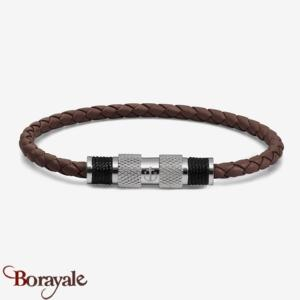 Bracelet TOM HOPE Belfast brown Taille: M