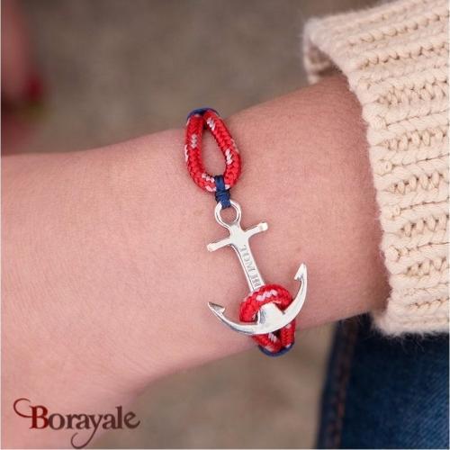 Bracelet ancre de marine tom hope arctic blue xs